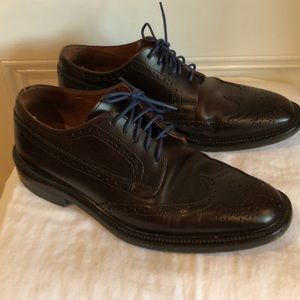 J Crew Oxford Wingtips